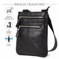 Brialdi Сумка для документов Headford relief black