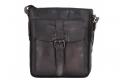 Ashwood Leather Сумка через плечо 7993 brown