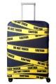 Routemark Чехол для чемодана Do not touch M/L (SP180)