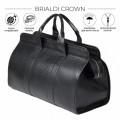 Brialdi Дорожная сумка Crown relief black