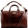 Tuscany Leather Дорожная сумка Amsterdam brown