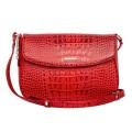 Sergio Belotti Женская сумка 7080 croco (km) red capri